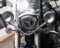 Stelaż pod lampy Yamaha Midnight Star 1300