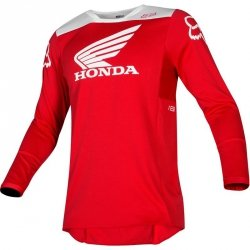 BLUZA FOX 180 HONDA RED L