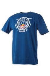 KINI RED BULL Crest T-Shirt koszulka granatowa
