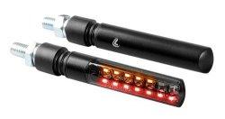 Kierunkowskazy tylne sekwencyjne - Linia SQ diodowe 12V LED