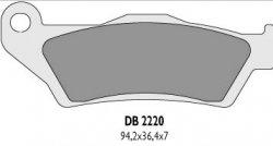 Delta Braking Husqvarna TC 570 (01-04) klocki hamulcowe przód