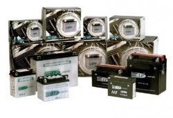 Kymco MXV 150 04-08 akumulator Landport