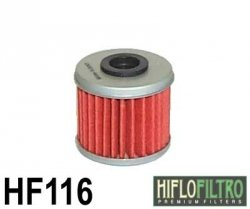 HIFLO HONDA CRF 450 R/X (02-14) filtr oleju
