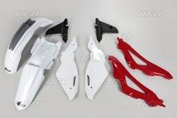 Komplet plastików Husqvarna CR/WR 125 (09-10)