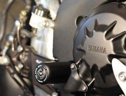 Crash Pady Yamaha YZF R1 (07-) / R6 (06-) na dekiel silnika