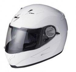 Scorpion Exo-500 kask motocyklowy biały