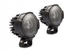 ZESTAW LAMP PRZECIWMGŁOWYCH EVO TRIUMPH TIGER 1200 EXPLORER (11-15) BLACK SW-MOTECH