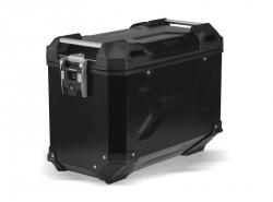 KUFER TRAX ADVENTURE ALU-BOX 45L (L) BLACK LEWA STRONA SW-MOTECH