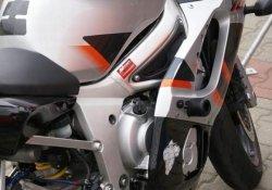 Crash Pady Yamaha YZF 600 R6 (99-02)