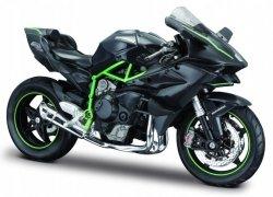 Model motocykla Kawasaki Ninja H2 R Skala 1:12
