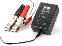 BAAS Ładowarka akumulatorowa z automatycznym wyłącznikiem 12V