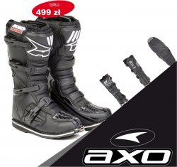 AXO Drone buty enduro motocross