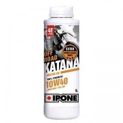 Ipone Katana Off Road 10W40 1L - olej silnikowy syntetyk
