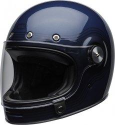 BELL BULLITT KASK MOTOCYKLOWY DLX FLOW LIGHT BLUE/DARK BLUE + BON 450 ZŁ