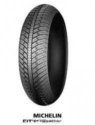 Michelin 3.50-10 59J TL/TT CITY GRIP WINTER opona przód do skutera