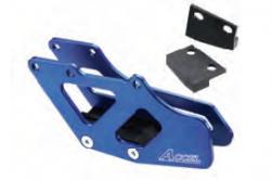 Accel prowadnica łańcucha - Suzuki RMZ 450 (05-06) - niebieski, złoty