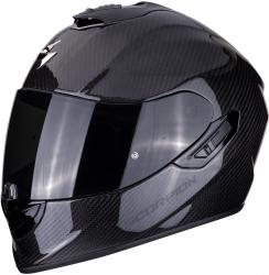 SCORPION KASK MOTOCYKLOWY EXO-1400 AIR CARBON  BLACK