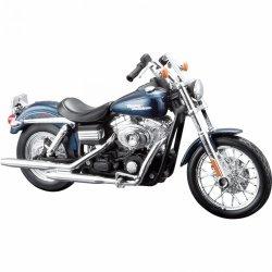 Model motocykla Harley Davidson Street Bob Skala 1:12