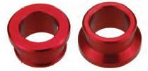 Accel tulejki dystansowe tylnego koła - Suzuki RMZ 450 (05-10)