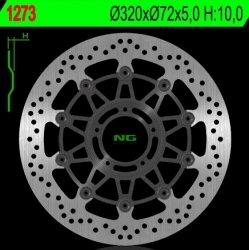 Tarcza hamulcowa przednia Ducati 821 HYPERMOTARD SP / ABS (13-15)
