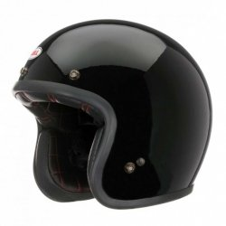 BELL CUSTOM 500 KASK MOTOCYKLOWY SOLID BLACK