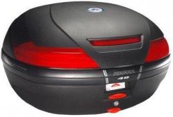 KAPPA K49 kufer centralny Monokey System 47L czarny