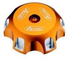 Accel korek wlewu paliwa - KTM stare modele - pomarańczowy