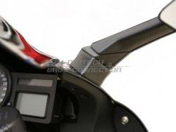 PRZEDŁUŻENIE LUSTERKA BLACK BMW K 1200 S / K 1300 S SW-MOTECH