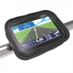 Oxford pokrowiec uniwersalny na telefon / GPS montowany na rzepach na kierownice