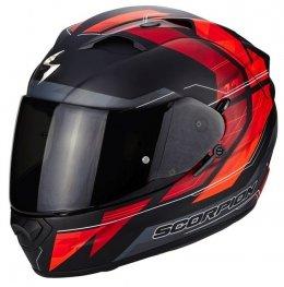 Scorpion Exo-1200 AIR HORNET kask motocyklowy czarny-czerwony
