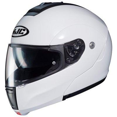 HJC C90 Kask Motocyklowy PEARL WHITE