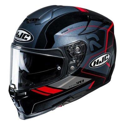 HJC RPHA 70 KASK MOTOCYKLOWY COPTIC BLACK/RED