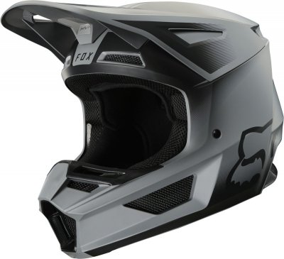 FOX V-2 KASK VLAR MATTE BLACK