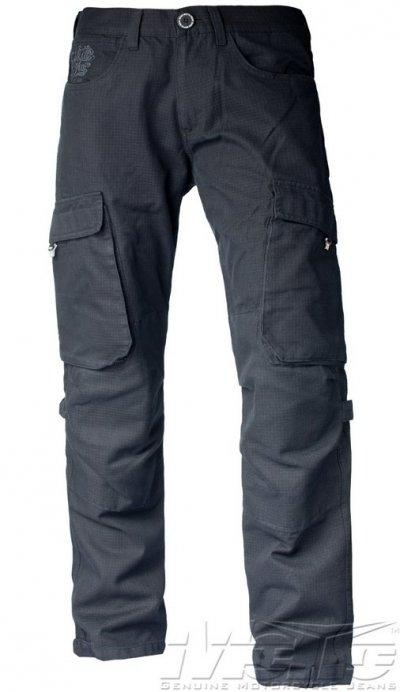 Mottowear Rambler jeansy spodnie motocyklowe bojówki