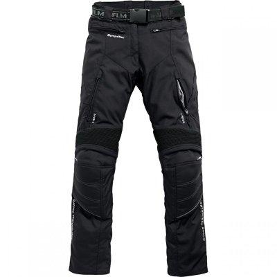 FLM Sympatex Damskie spodnie motocyklowe z TÜV