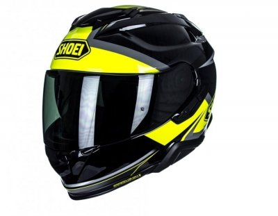 SHOEI GT-Air II Affair TC-3 BLACK/YELLOW