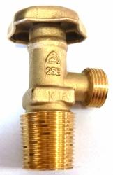 Zawór Propan-Butan 25E (duży czop) standard