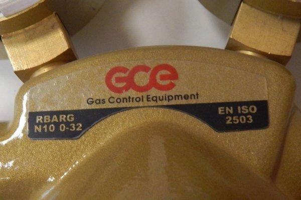Reduktor jednostopniowy do acetylenu GCE
