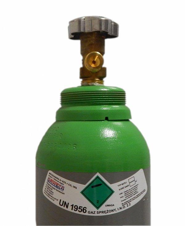 Butla Argon/CO2