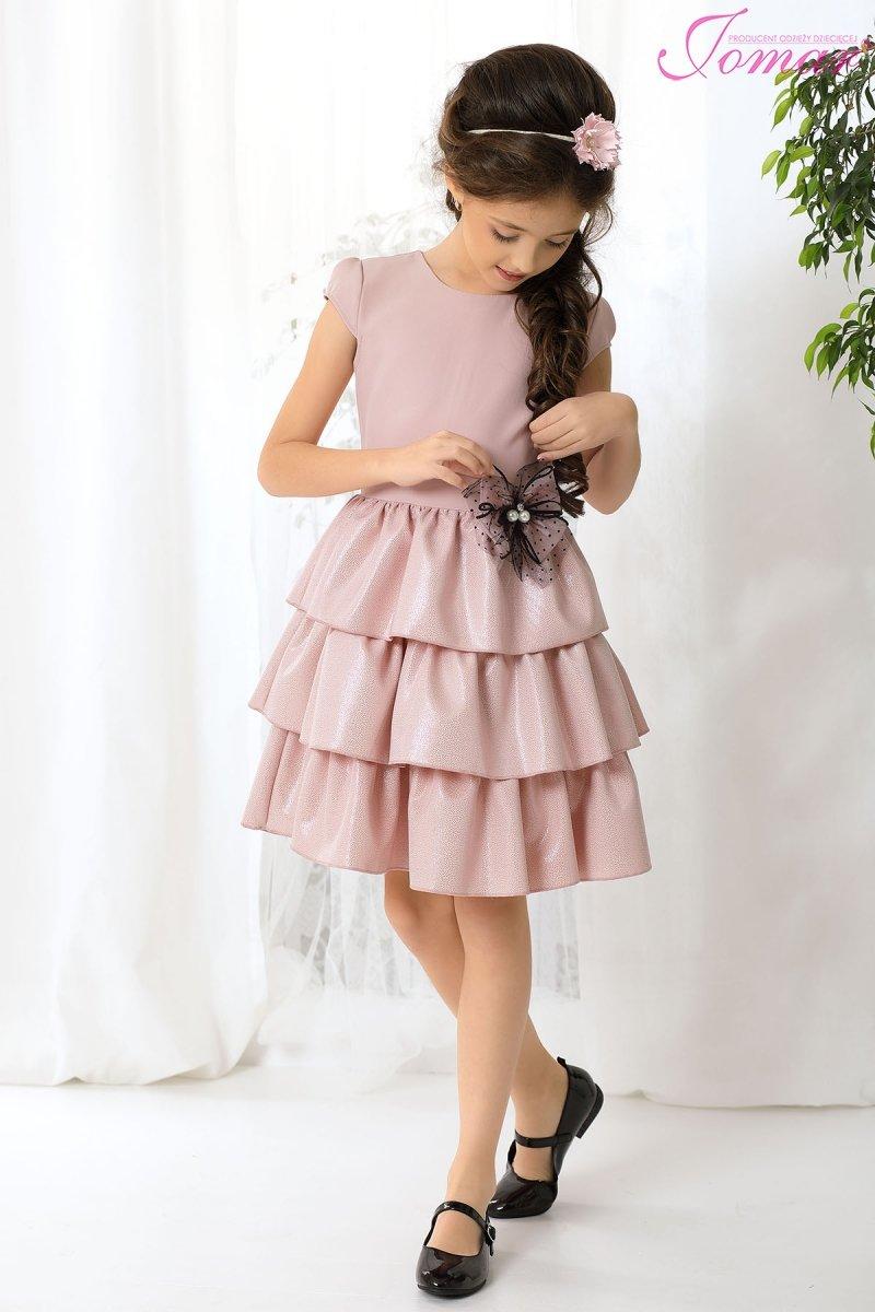 Sukienka 864 BŁYSK