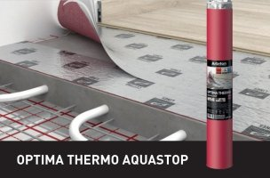 PODKŁAD ARBITON OPTIMA THERMO AQUASTOP gr 1.5 mm