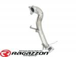 Downpipe decat RAGAZZON Skoda Yeti / Volkswagen Golf V VI Scirocco 1.4TSI sportowy wydech