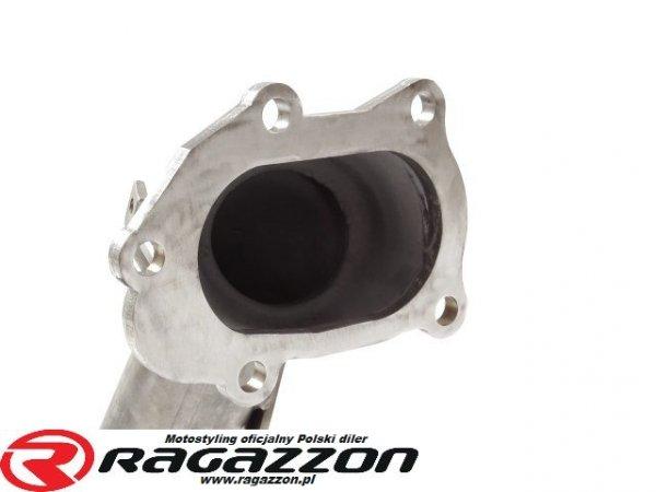 Downpipe decat przelot RAGAZZON Subaru Impreza 2.5 STi 2.0 WRX STi 2001 - 2007 sportowy wydech