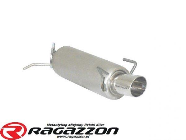 Tłumik końcowy RAGAZZON Suzuki Swift (typ MZ) 1.3 DDis / 1.3 16V sportowy wydech