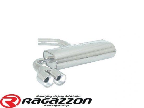 Tłumik końcowy RAGAZZON Volkswagen Golf V 1.4 TSI GT / 1.4 TSI sportowy wydech
