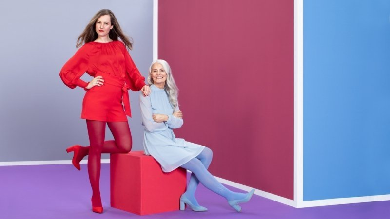 MEDI Mediven Elegance - podkolanówki uciskowe I stopnia kompresji - kolory sezonowe
