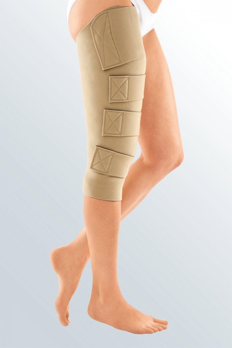 Circaid® juxtafit® essentials nieelastyczna odzież uciskowa na udo z kolanem Medi