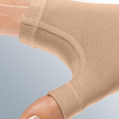 MEDI rękaw samonośny uciskowy z częścią na dłoń Mediven Harmony CCL1