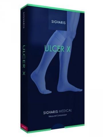 Sigvaris Specialities ULCER X – specjalistyczny komplet podkolanówek do terapii owrzodzeń żylnych podudzi