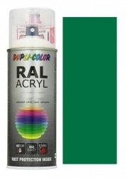 MOTIP lakier zielony miętowy farba połysk 400 ml akrylowy acryl szybkoschnący RAL 6029